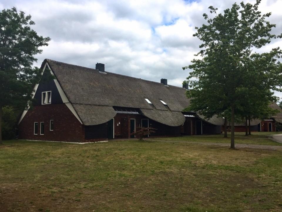 6-persoonsboerderij Comfort van Hof van Saksen