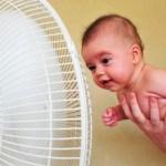 Hitteplan voor baby's: hoe kom je de hete dagen door