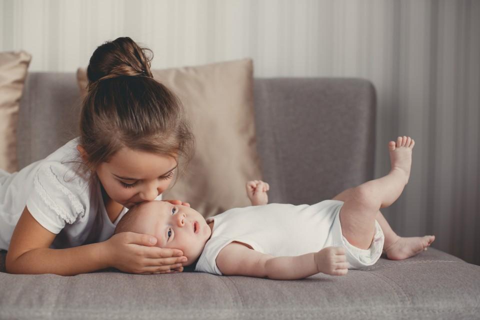 Leeftijdsverschil tussen kinderen: wat is ideaal?