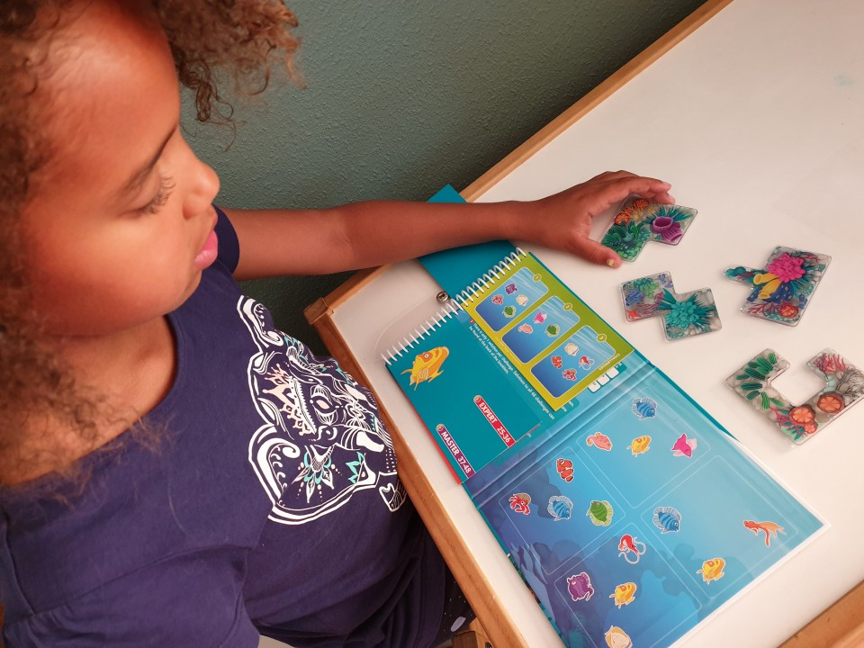 { Review } | Coral Reef van SmartGames