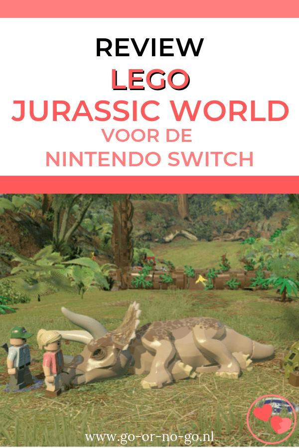 Review van een nieuwe game voor de Nintendo Switch: LEGO Jurassic World. Deze game is niet splinternieuw, maar wel voor de Switch. Lees hier onze mening.
