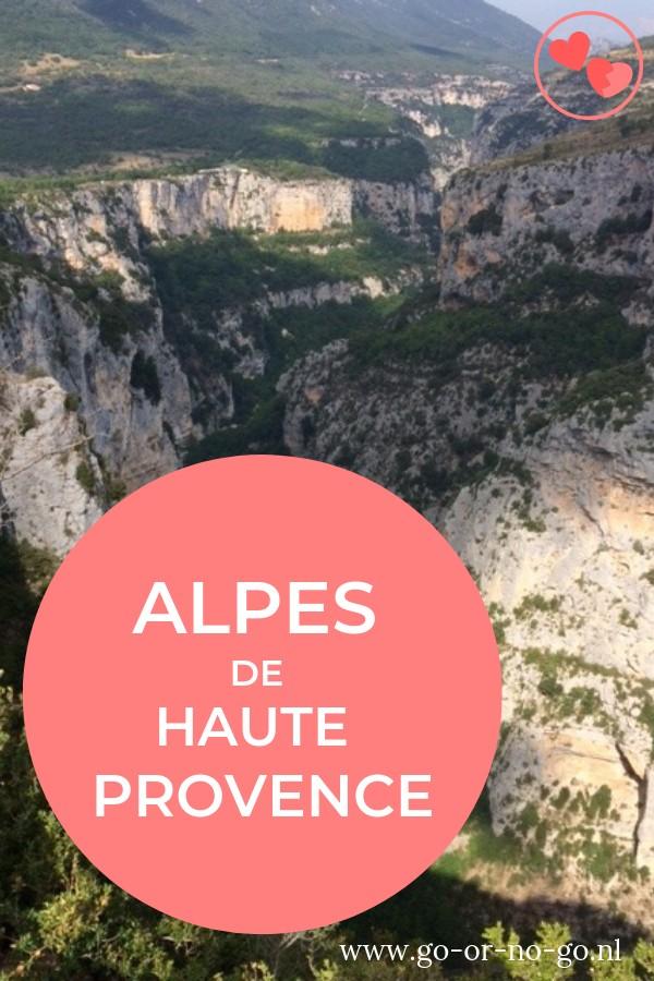 Een heerlijke vakantie in Alpes-de-Haute-Provence voor de boeg? Ik geef je tips over deze regio en over camping Domaine du Verdon van Sandaya Campings.