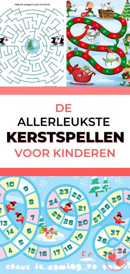 Zoek je leuke Kerst spellen om te spelen met familie of vrienden? Ideeën voor Kerst vieren met Kerst spelletjes voor kinderen en volwassenen vind je hier!