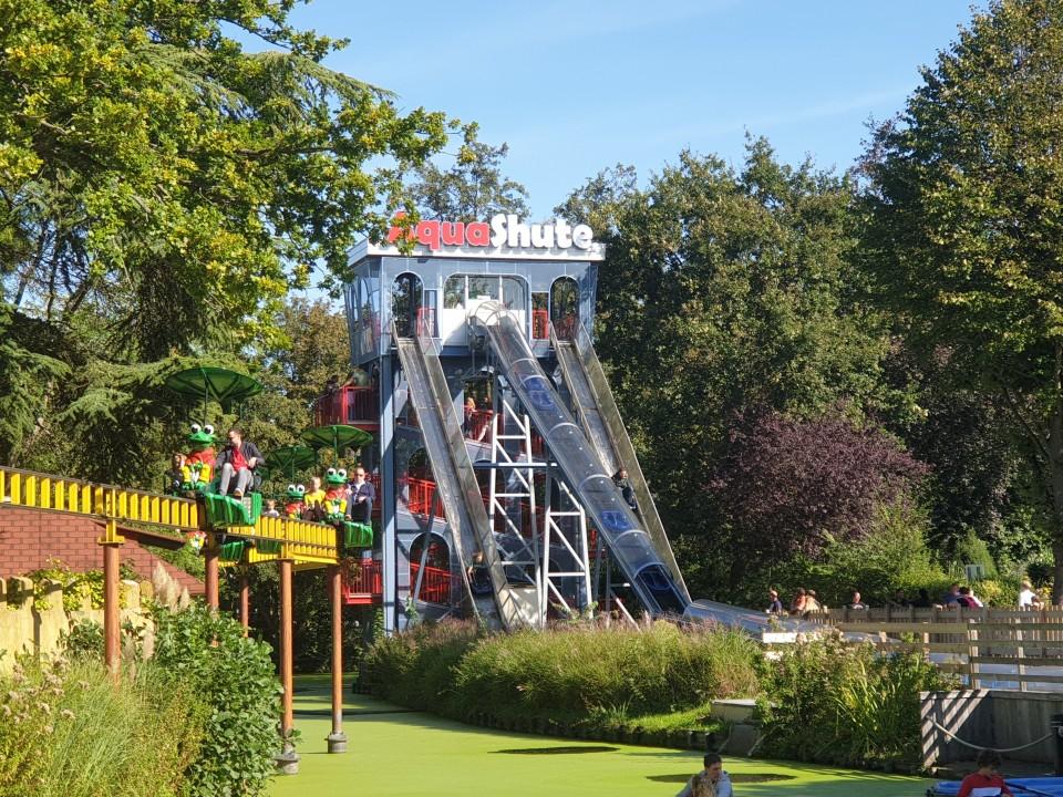 Duinrell pretpark voor kinderen