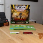 { Review } | Escape Room The Game Jumanji Familie Editie
