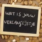 Knutsel een origineel verlanglijstje voor Sinterklaas
