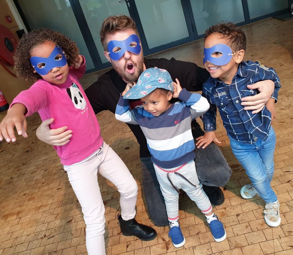 dagje uit met kinderen 4r en 6 jaar
