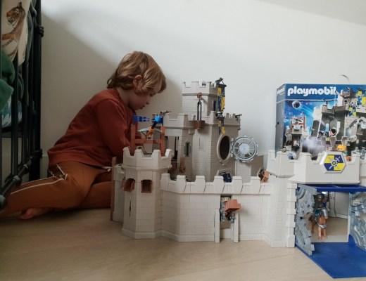 playmobil Review Grote Burcht van de Novelmore ridders