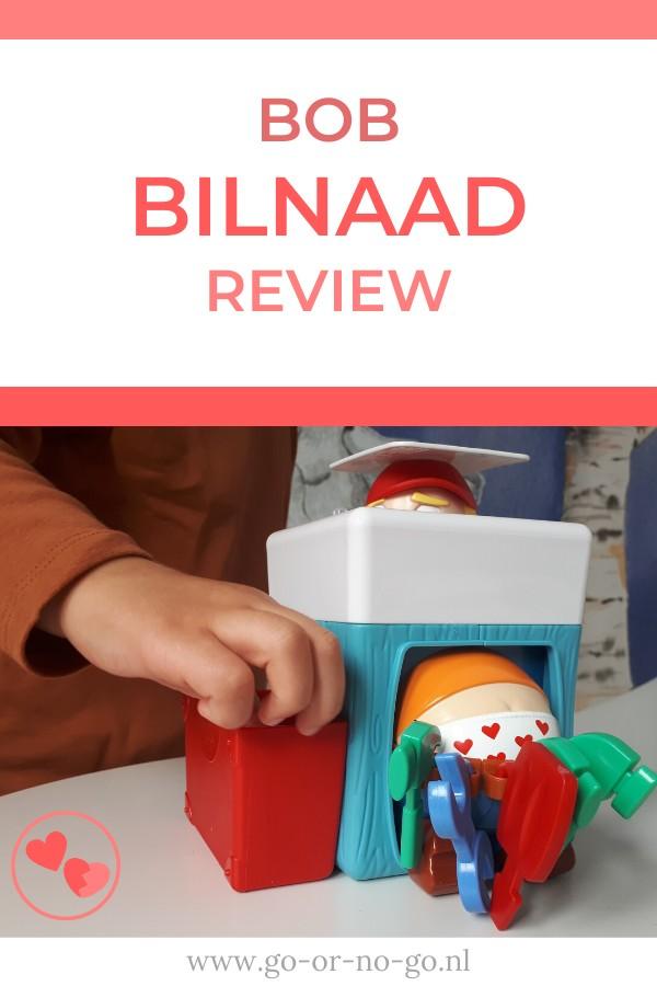 Review - Houden jij en je kinderen wel van een gezonde portie onderbroekenlol? Dan is het nieuwe spel van Hasbro, genaamd Bob Bilnaad echt wat voor jullie!