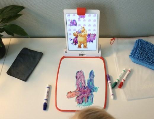 review Osmo: spelen en leren op de iPad