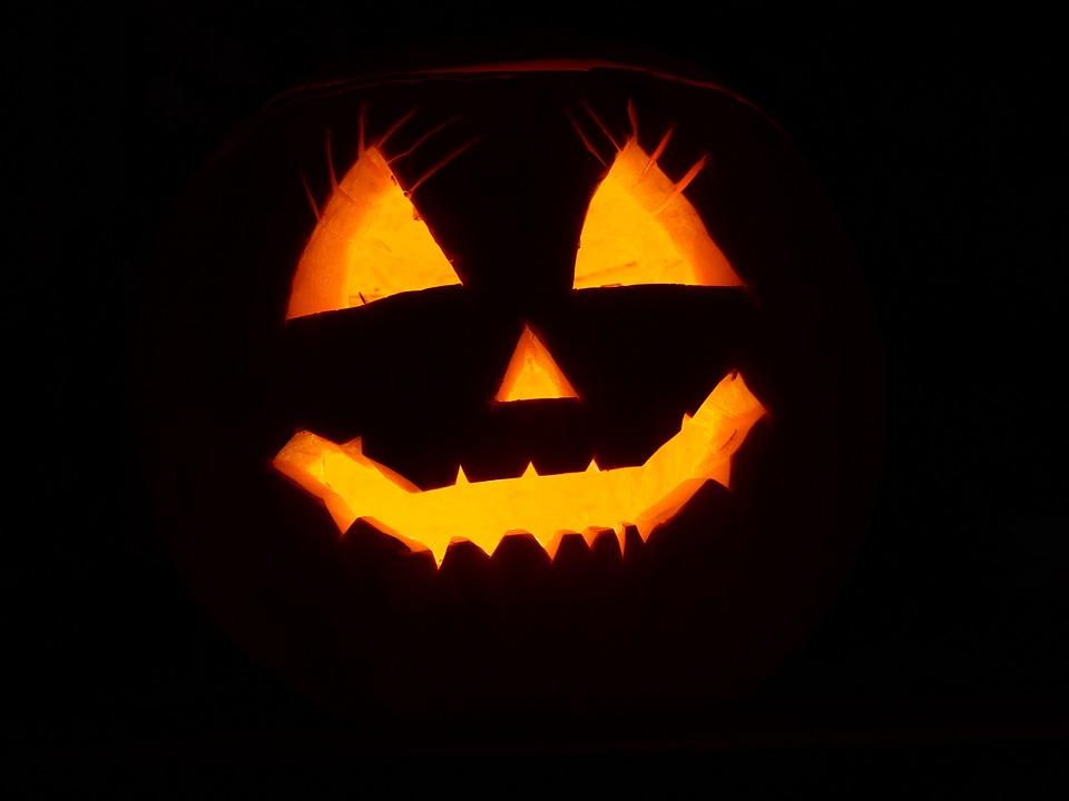 alleen thuis deze halloween