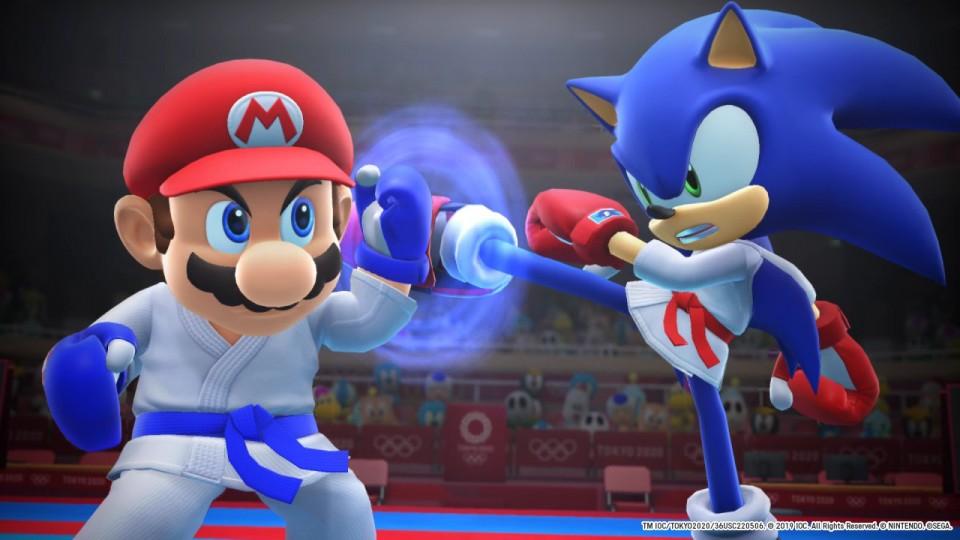 review Mario & Sonic Olympische spelen