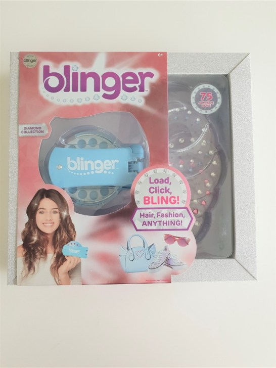 { Review } | Blinger: Sparkle up your life!