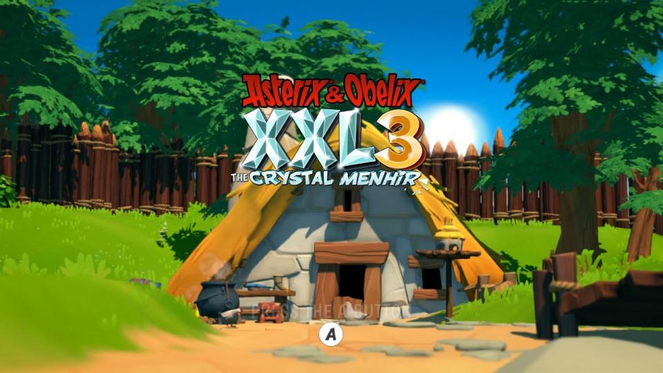 { Review } | Asterix & Obelix XXL3: The Christal Menhir