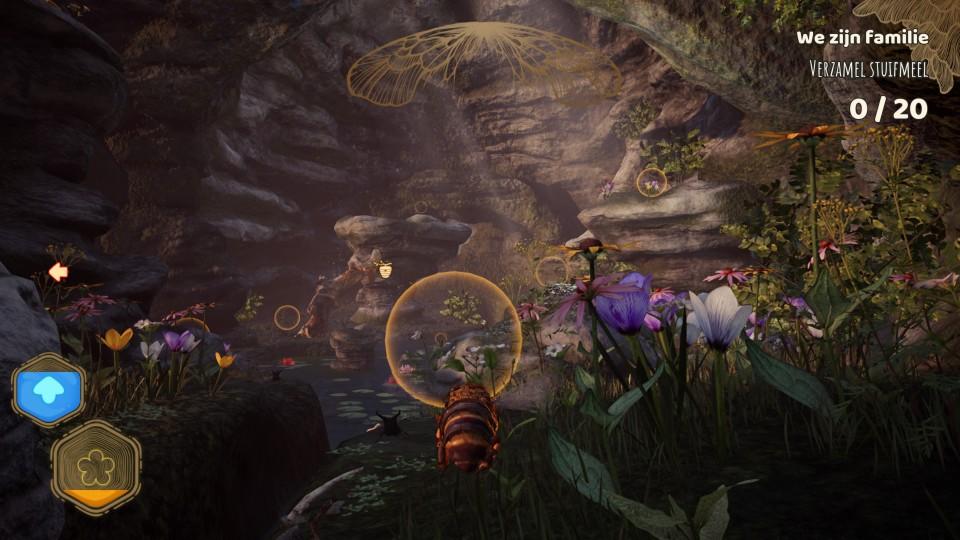 review Videogame Bee Simulator voor PS4 en Switch