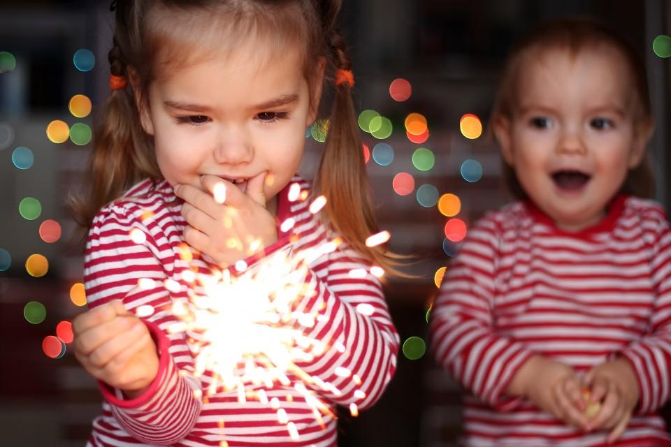 De leukste tips om oud en nieuw te vieren met kinderen