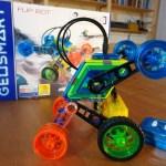 { Review } | Geosmart Flip Bot (Magnetisch speelgoed)