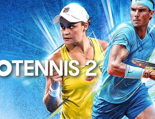 { Review } | Is AO Tennis 2 leuk voor het hele gezin?