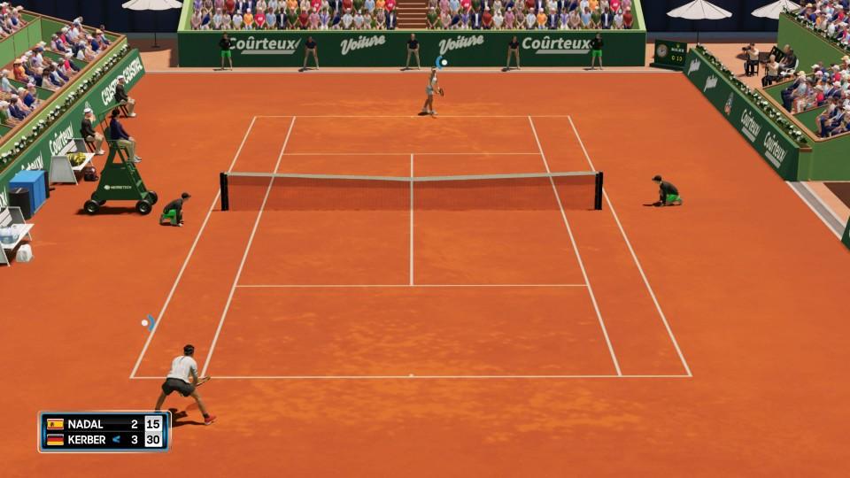 tennispel switch