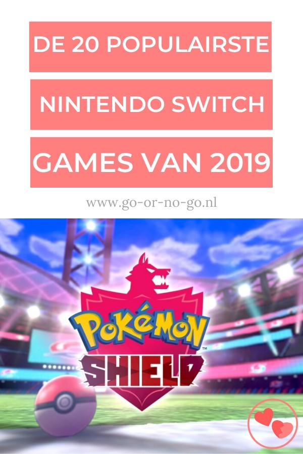 Nintendo heeft bekend gemaakte welke games er in 2019 het meest gespeeld werden. De populairste Nintendo Switch games van 2019 in Europa. Bekijk ze hier.