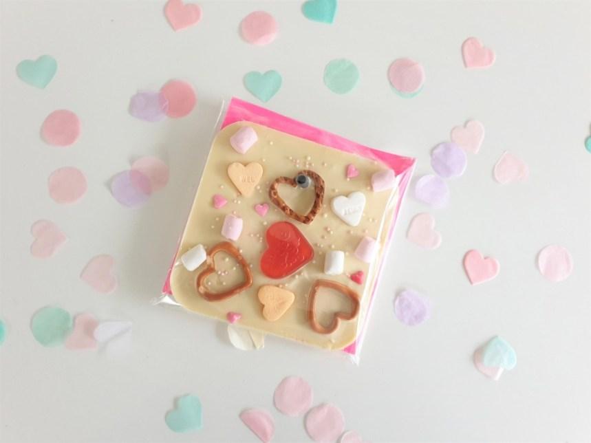 valentijn chocolade maken
