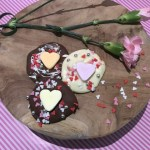 Zelf een lekkere Valentijns bonbon maken