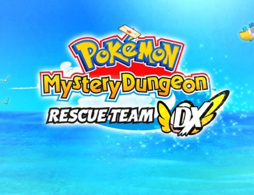 { Game Review } | Pokémon Mystery Dungeon: Rescue Team DX
