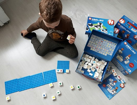Educatieve Hubelino spellen voor 4 jaar en ouder