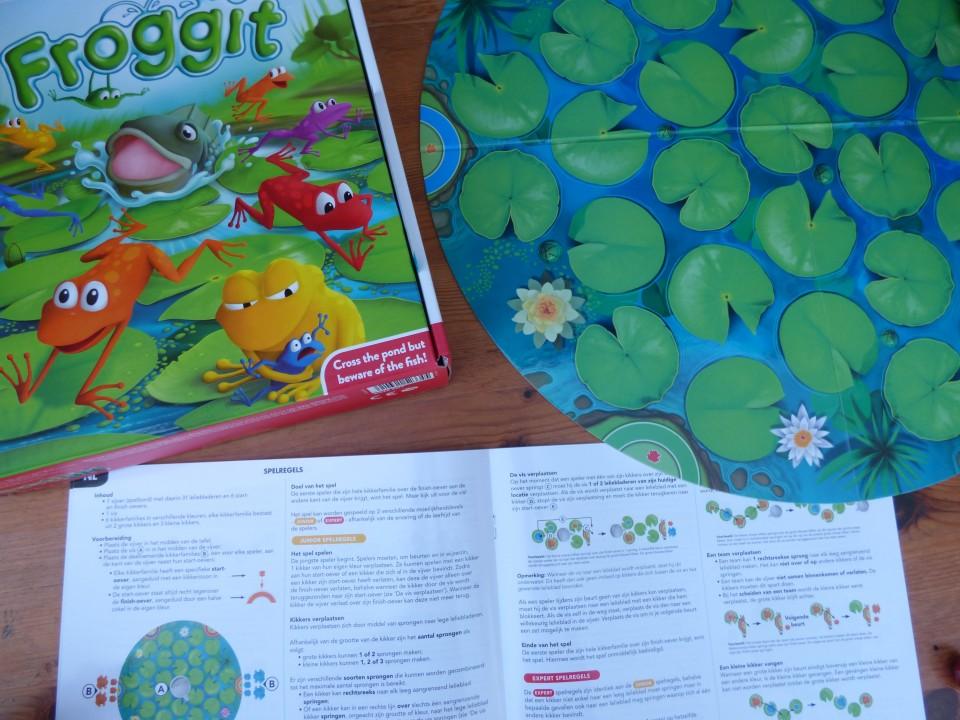 { Review }   Froggit van SmartGames