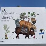 { Boek recensie } De Verhuisdieren – van Uitgeverij Gottmer