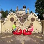 Dagje rood-witte Efteling: De Efteling in Corona stijl