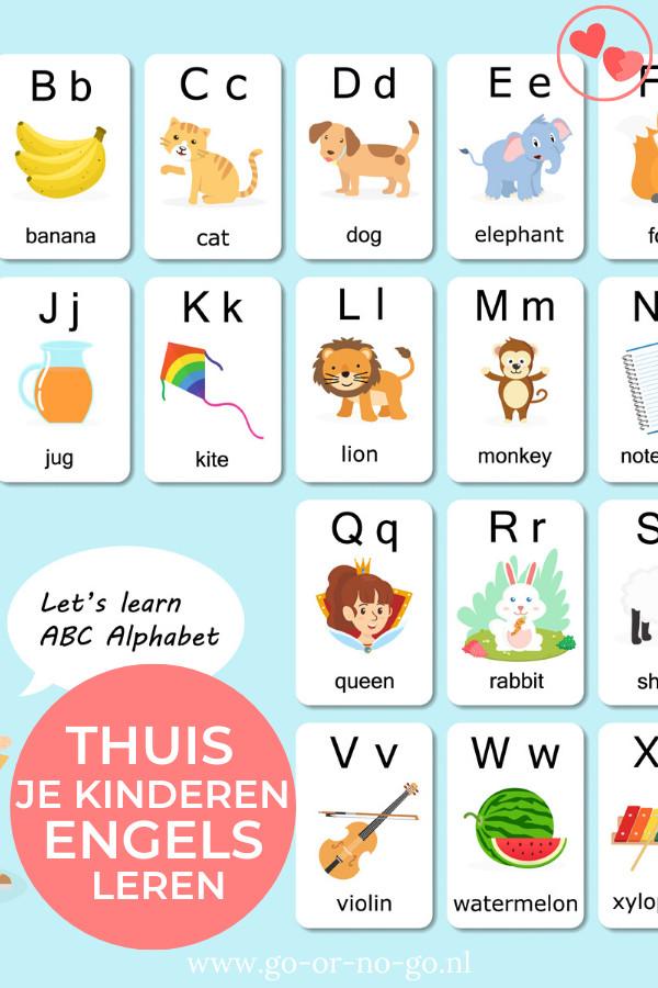 Wil je thuis kinderen Engels leren? Hoe kun je bewust Engels in het dagelijks leven laten terugkomen In dit artikel lees je over Engels leren aan kinderen.
