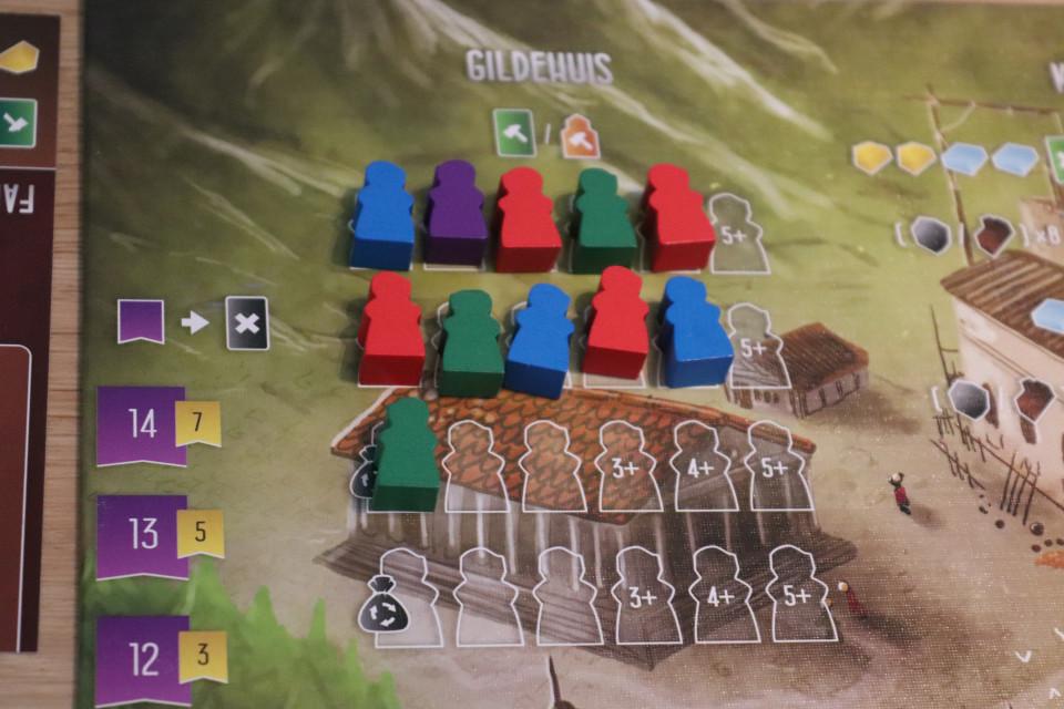 Gildehuis spel