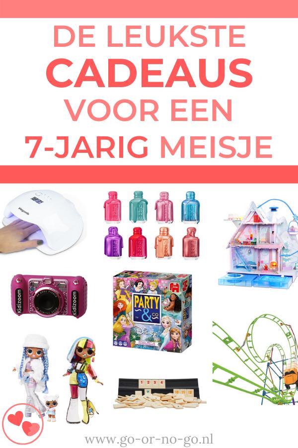 Zoek je cadeaus voor een 7-jarig meisje? Bekijk onze lijst van de leukste cadeaus voor een 7-jarig meisje. Met leuke en originele cadeautips voor meiden.