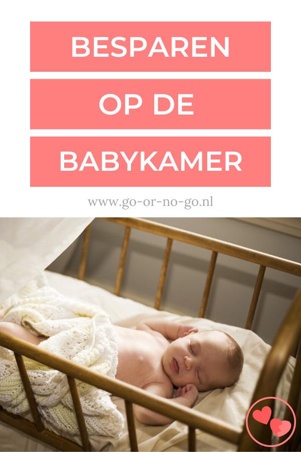 Besparen in babytijd. Dit begint al voor dat je baby geboren is. Je baby moet ergens slapen. Op veel manieren kun je al met een baby op komst geld besparen.