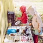 { DIY } | zand- en watertafel maken: hét speelgoed voor buiten