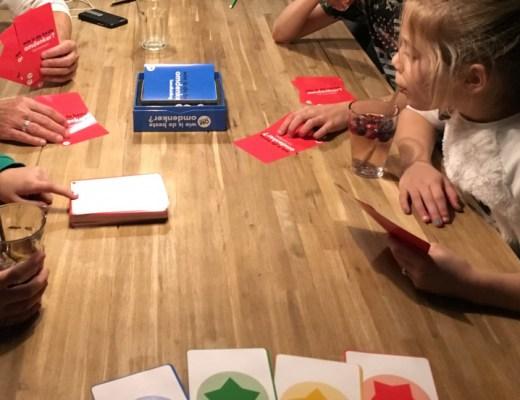 { Review } | Omdenken met dit leuke kaartspel & theatervoorstelling
