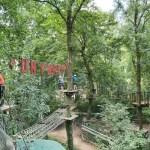 { Dagje uit met kinderen } | Klimbos Fun Forest