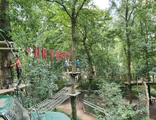 fun forest klimbos