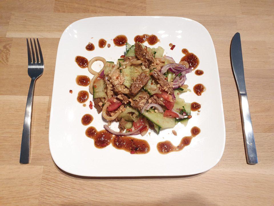 hellofresh salade balans na corona