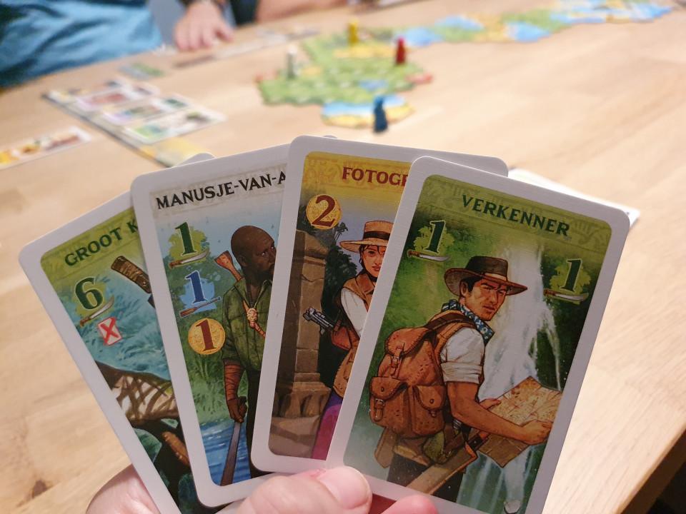 review speluitleg El Dorado van 999 Games