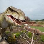 Dino Experience Park Gouda: voor stoere kinderen