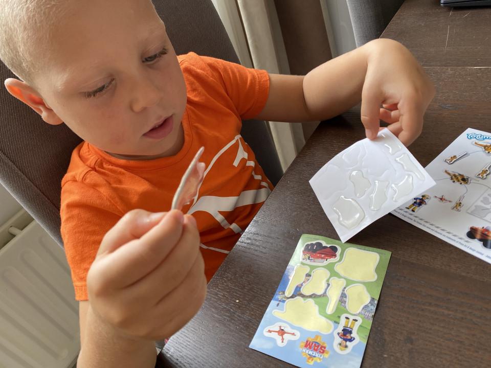 { Review }  | Totum Knutselpakket voor kinderen