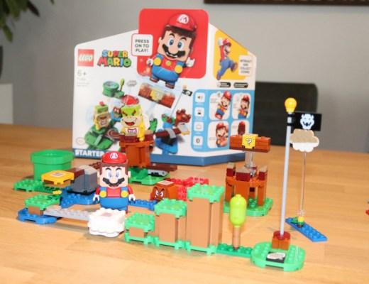 review lego nintendo mario ervaringen Mario Startset - 71360