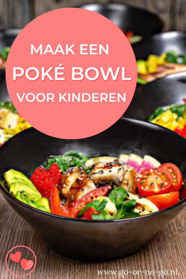 In dit artikel lees je hoe een poké bowl opgebouwd is en wij vertellen je of een Poké Bowl lekker is voor kinderen en kindvriendelijk is!