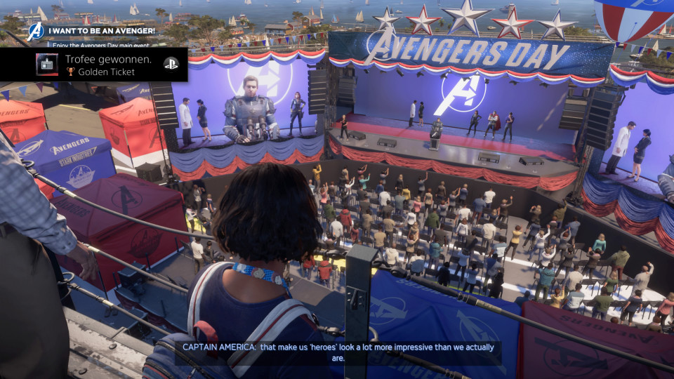 Marvel Avengers review playstation