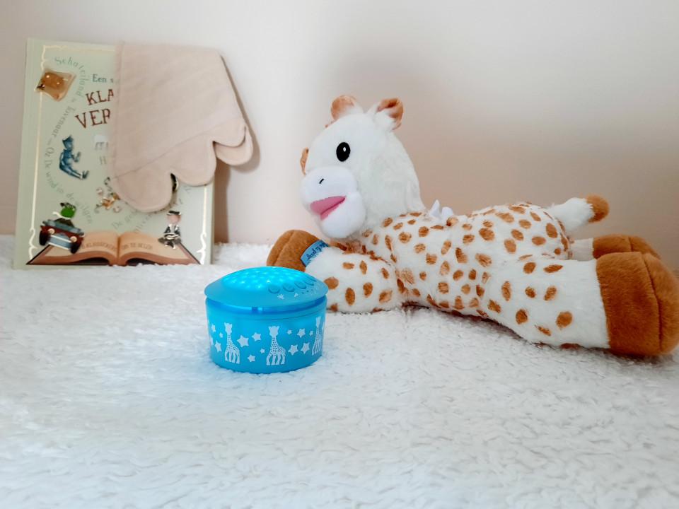 { Review } | Sophie de giraf Lullaby Light en Dreams