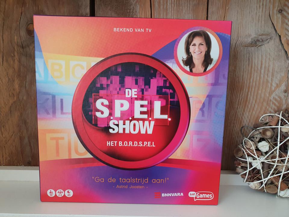 { Review } | De S.P.E.L. Show - Het taalspel