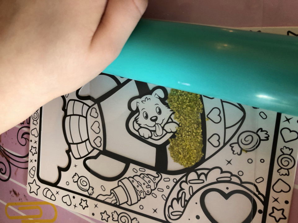 Glitter Dots Sparkle Station Deluxe - Crayola
