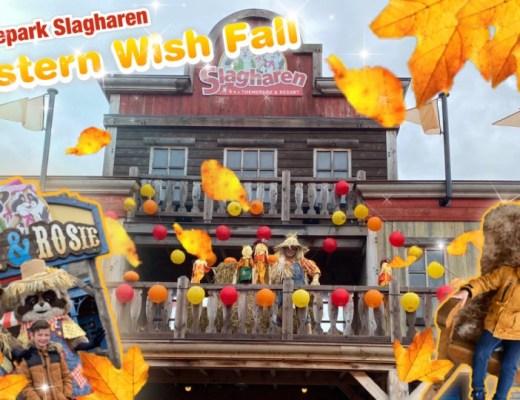 Western Wish Fall - Attractie- en Vakantiepark Slagharen